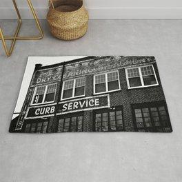 Curb Service Rug