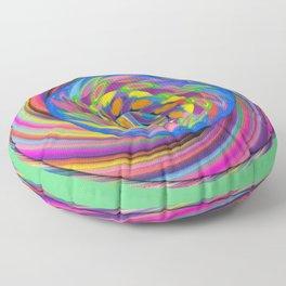 Spun Colours Floor Pillow