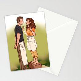 Ned and Chuck Stationery Cards