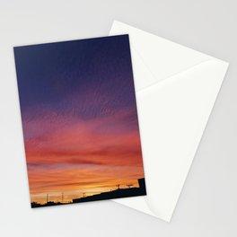 Ombré Sunrise Stationery Cards