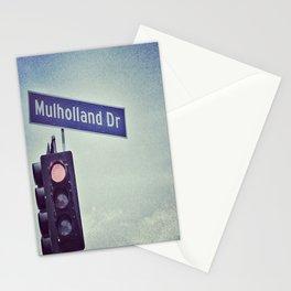 Mulholland Dr. Stationery Cards