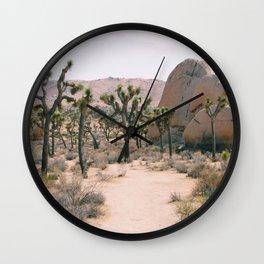 The magical path Wall Clock