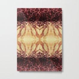 Burning Roots III Metal Print