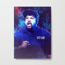 Icea Cubea Metal Print