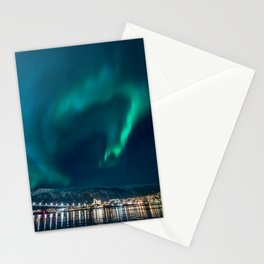 Northern Lights / Aurora Borealis Stationery Cards