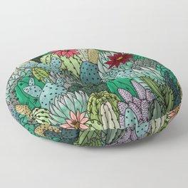 Cactus Collection Floor Pillow