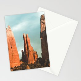 Desert Vortex Stationery Cards