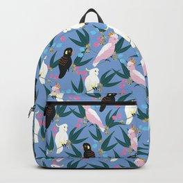 Cockatoos in the Garden Backpack