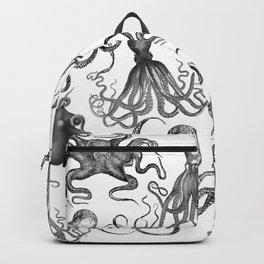Octopus Kraken Everywhere Backpack