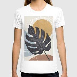 Abstract Tropical Art I T-shirt