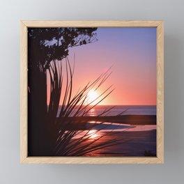 5am Framed Mini Art Print