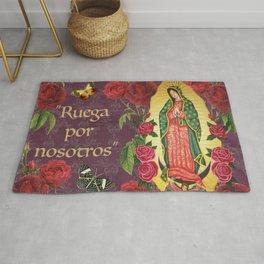 Virgen de Guadalupe III Rug