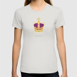 London, England | The Crown Jewels T-shirt
