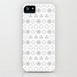 Manifestation of Seed iPhone Case