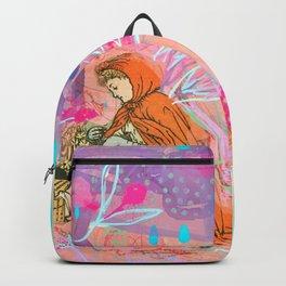 The Hanged Man - Tarot Backpack