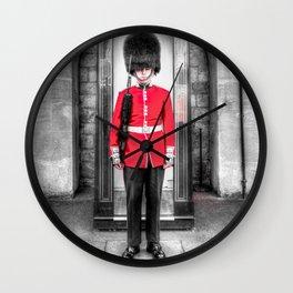 Coldstream Guard Wall Clock