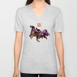 Old cavalry division Unisex V-Neck