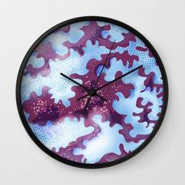 Lay of the Land, II Wall Clock