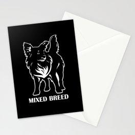Mixed Breed Dog Stationery Cards