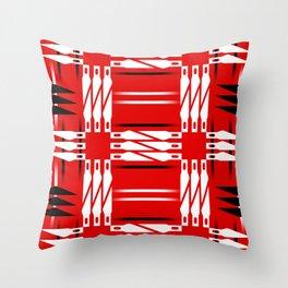 Buffalo Factory – Xacto Blade Blanket Throw Pillow