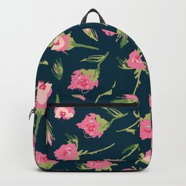 Winter Roses Backpack