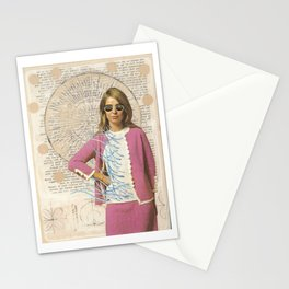 The Visitors Stationery Cards