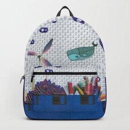Skipping School Backpack
