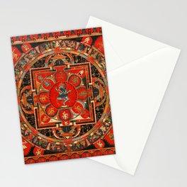 Shri Hevajra Nine Deity Manadala Stationery Cards