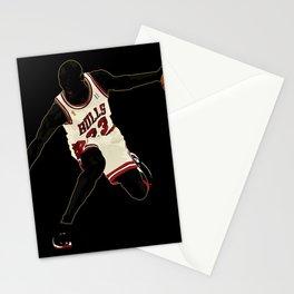 Jordan A Design Poster of Air Jordan 1's 23 Stationery Cards
