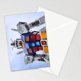Gundam Stare Stationery Cards