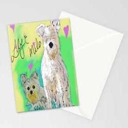 Lily & Milo Stationery Cards