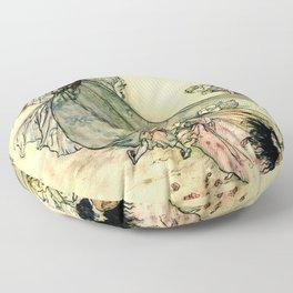 The Fairy Queen Floor Pillow