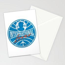 International Lover Stationery Cards