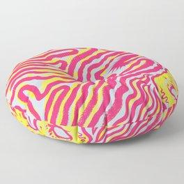 Coral Dud Floor Pillow