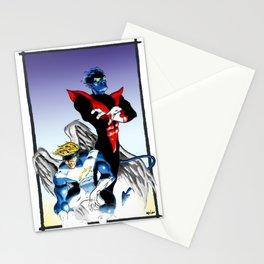 Angel & Demon Stationery Cards