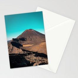 Mount Doom Wall Art, Photography Print, Wall Art Stationery Cards