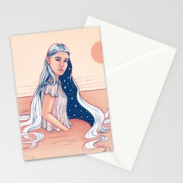 The Break of Dawn Stationery Cards