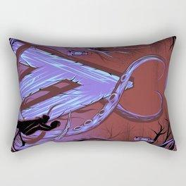Reflections [Original Version] Rectangular Pillow