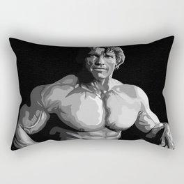 Arnold Schwarzenegger Rectangular Pillow