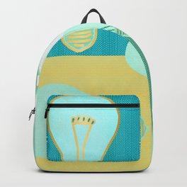 Light bulbs  Backpack