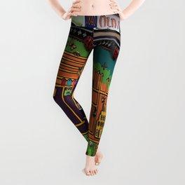 Randyland Funhouse Leggings