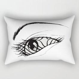 Aeon Flux Rectangular Pillow
