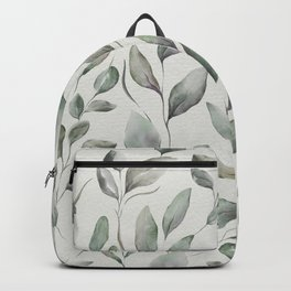 Beautiful Leaf Pattern II Backpack