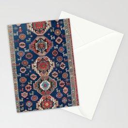 Varamin North Persian Rug Print Stationery Cards