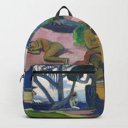 Day of the God (Mahana no atua) (1894) by Paul Gauguin Backpack