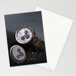Watch Reflection Stationery Cards