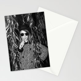 Chris Cross Stationery Cards