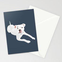 Nemo the dog Stationery Cards