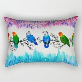 Nature's Jewels Rectangular Pillow