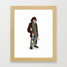 Doctor #4 Framed Art Print